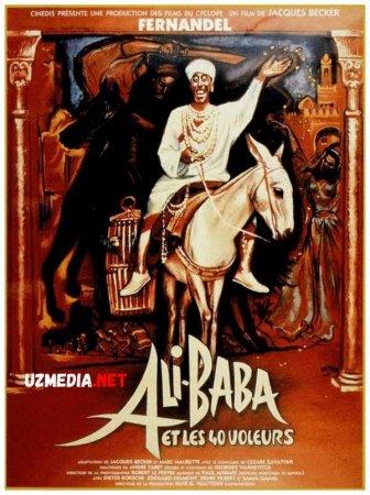 Ali bobo va qirq qaroqchi / Ali baba va 40 qaroqchi Fransiya kinosi Uzbek tilida O'zbekcha tarjima kino 1954 HD tas-ix skachat
