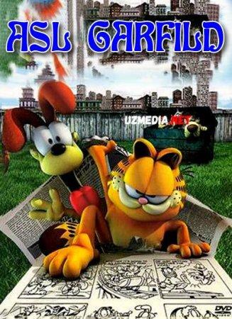 Haqiqiy / Chin / Asl Garfild 3 Multfilm Uzbek tilida O'zbekcha tarjima kino 2007 Full HD tas-ix skachat