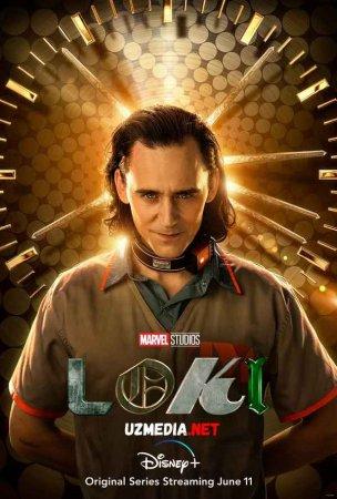Loki Marvel seriali 1-2-3-4-5-6-7-8-9-10 Barcha qismlar 2021 Uzbek tilida O'zbekcha tarjima kino Full HD tas-ix skachat