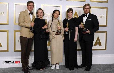 Oskar 2021 yil g'oliblari aniqlandi