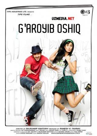 G'aroyib oshiq Hind kino Uzbek tilida O'zbekcha tarjima kino 2009 Full HD tas-ix skachat
