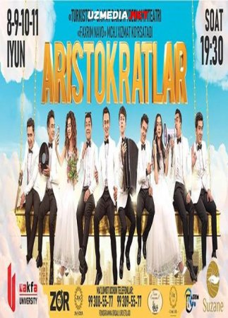 Aristokratlar jamoasi konserti 2021 / Аристократлар жамоаси концерт дастури 2021 Full HD tas-ix skachat
