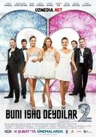 Buni ishq deydilar 2 / Buni ishq derlar 2 / Romantik komediya 2 Turk kino Uzbek tilida O'zbekcha tarjima kino 2013 HD tas-ix skachat