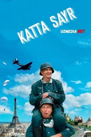 Katta sayr / Katta sayohat Uzbek tilida O'zbekcha tarjima kino 1966 Full HD tas-ix skachat