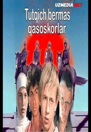 Tutqich bermas qasoskorlar / Туткич бермас касоскорлар Uzbek tilida O'zbekcha tarjima kino 1972 Full HD tas-ix skachat