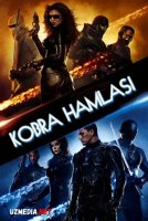 Ilon hamlasi 1 / Kobra hamlasi 1 / Ilon xamlasi 1 / Kobra tashlanishi 1 Uzbek tilida 2009 O'zbekcha tarjima kino Full HD