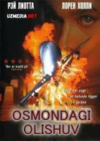 Osmondagi olishuv / Osmondagi jang / Turbulentlik Uzbek tilida O'zbekcha tarjima kino 1997 Full HD tas-ix skachat